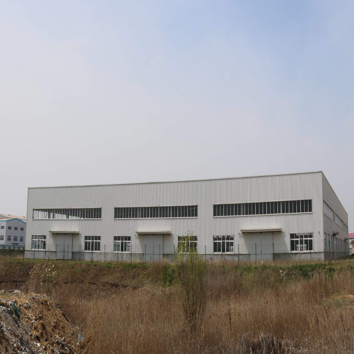 Steel Construction Building Warehouse for Carton Packaging pictures & photos