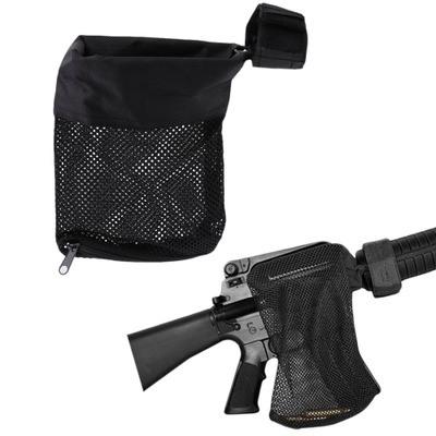 Hunting 50 9 Shell Rifle Buttstock Bullet Ammo Cartridge Bandolier belt Holder