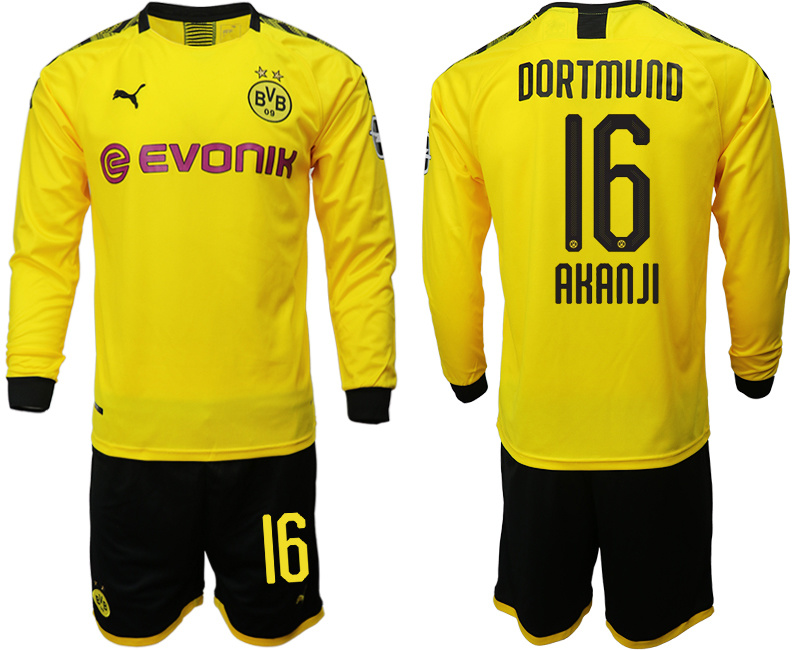 China Borussia Dortmund Soccer Jersey 2019 2020 Football Kit Top Shirt Photos Pictures Made In China Com