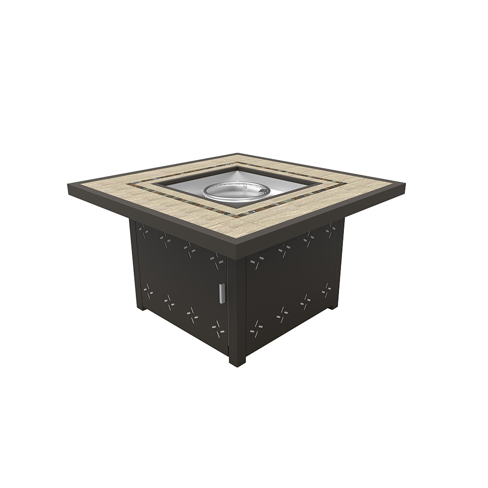 China Gas Patio Heater Outdoor Fire Pit