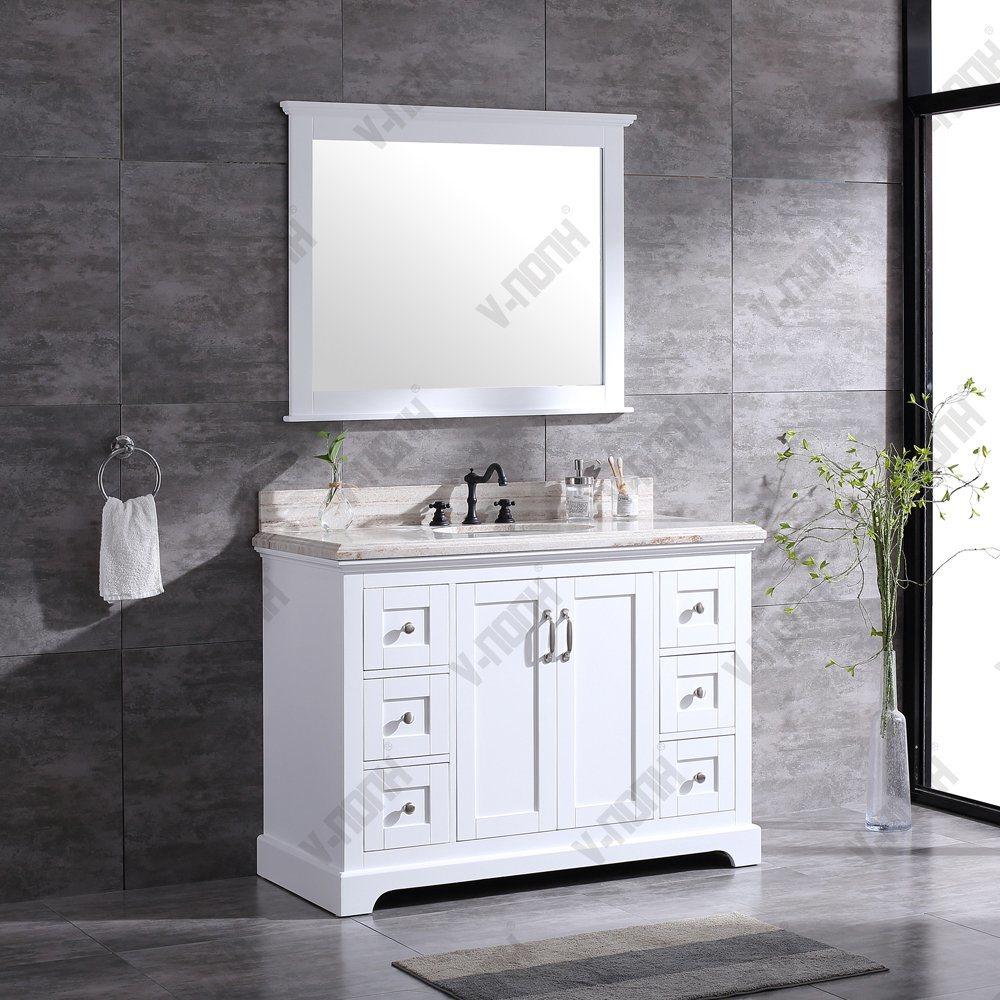 China 48inch Single Sink Bathroom