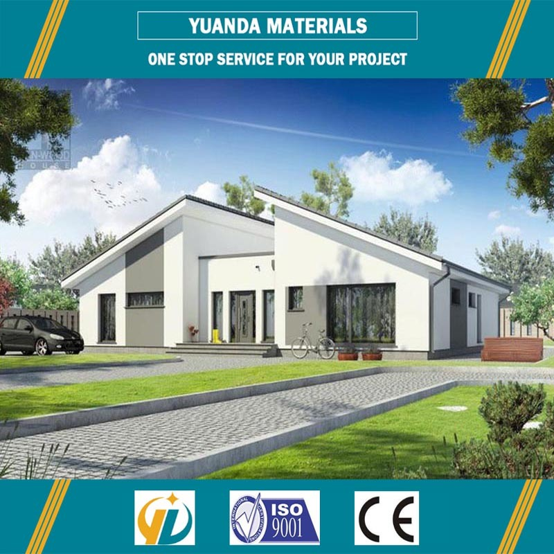 [Hot Item] Fabricated Houses for Sale Modular Homes Builders Houses Pre  Built