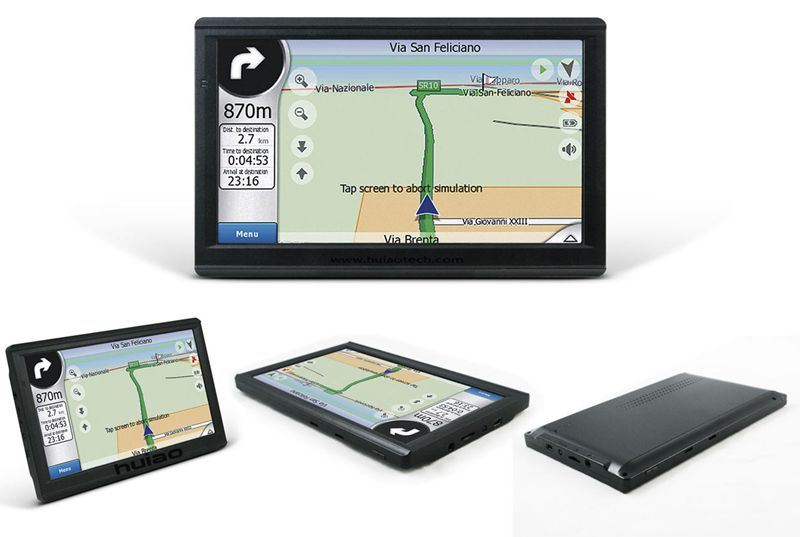 "Hot 7.0"" Car GPS Navigation with Wince Arm A7 800MHz"
