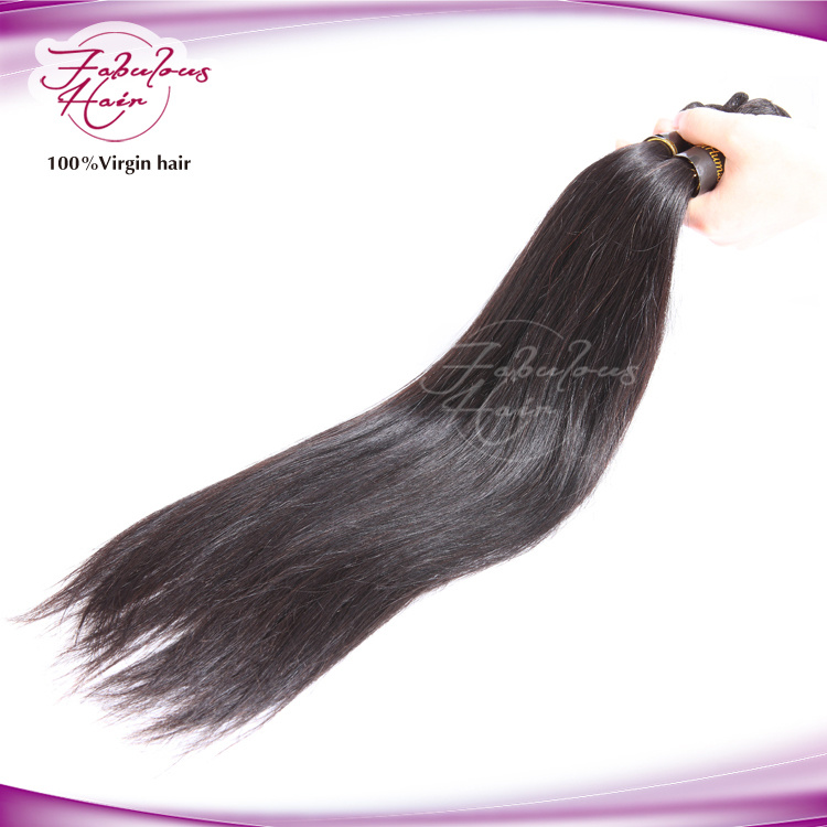 Factory Hair Price Full Cuticle Remy Straight Virgin European Hair pictures & photos