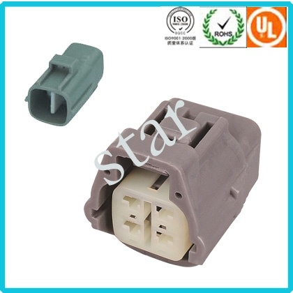 China Automotive Car Wire Connector 2 Pin Nippon Denso Type ...