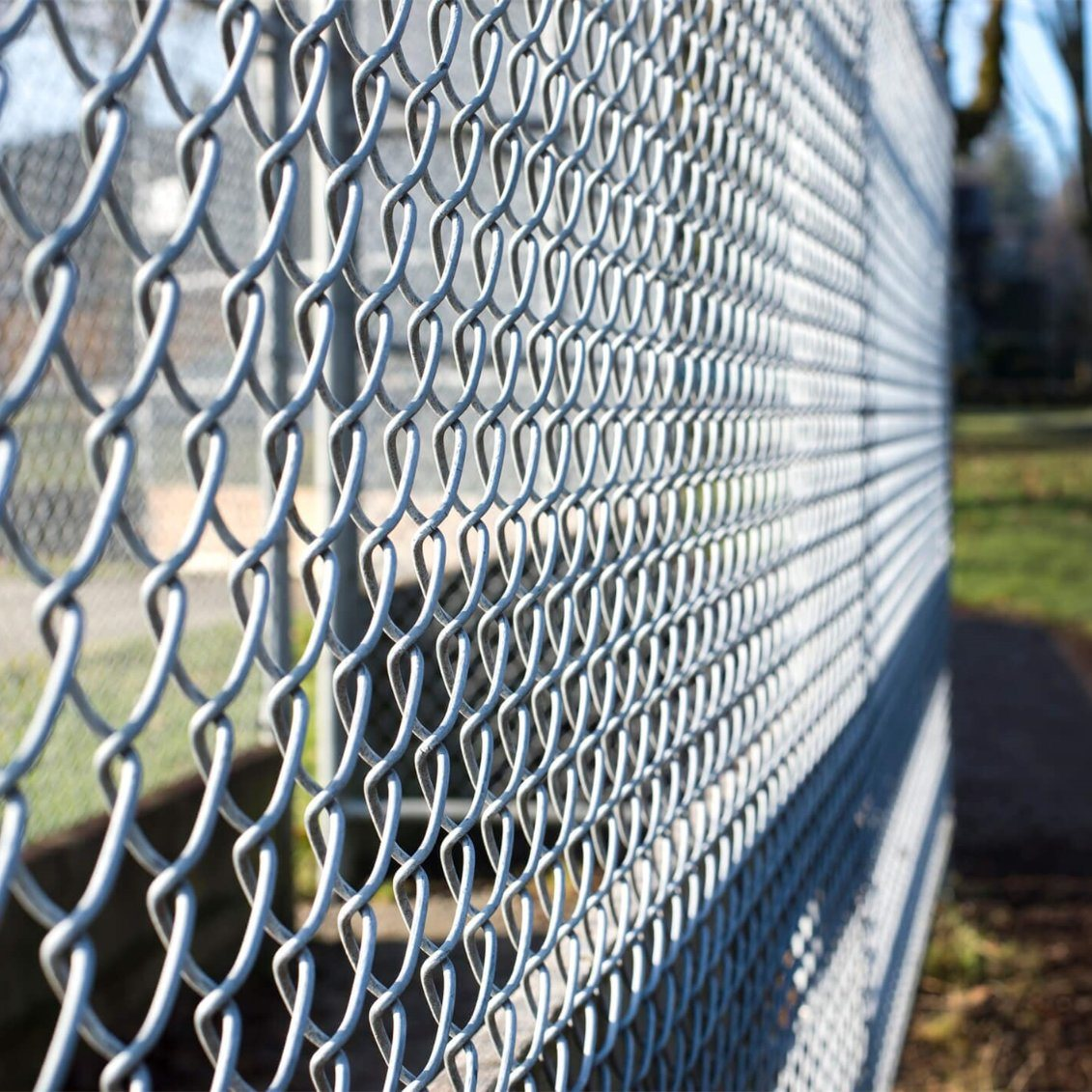China Factory Price PVC Coated Wire Mesh Fence Photos & Pictures ...
