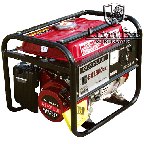 electric generators. 2kVA Portable Elemax Generator Electric Generators