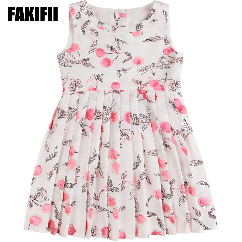 2019 Spring Factory Customised Baby Wear Children Clothing Girl Cotton Berry Print Dress Designer Kids Apparel China Infant Wear And Baby Products Price Made In China Com