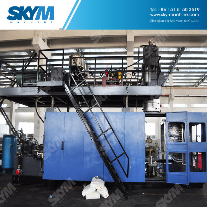 Plastic Bottle Extrusion Blow Moulding Machine pictures & photos