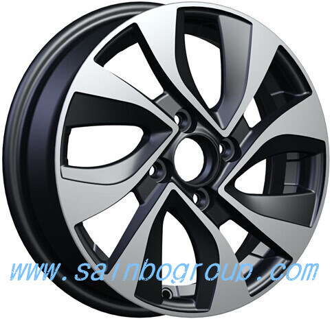 China 14 Inch 4 Hole Aftermarket Alloy Wheel F65366 Photos Pictures Made In China Com