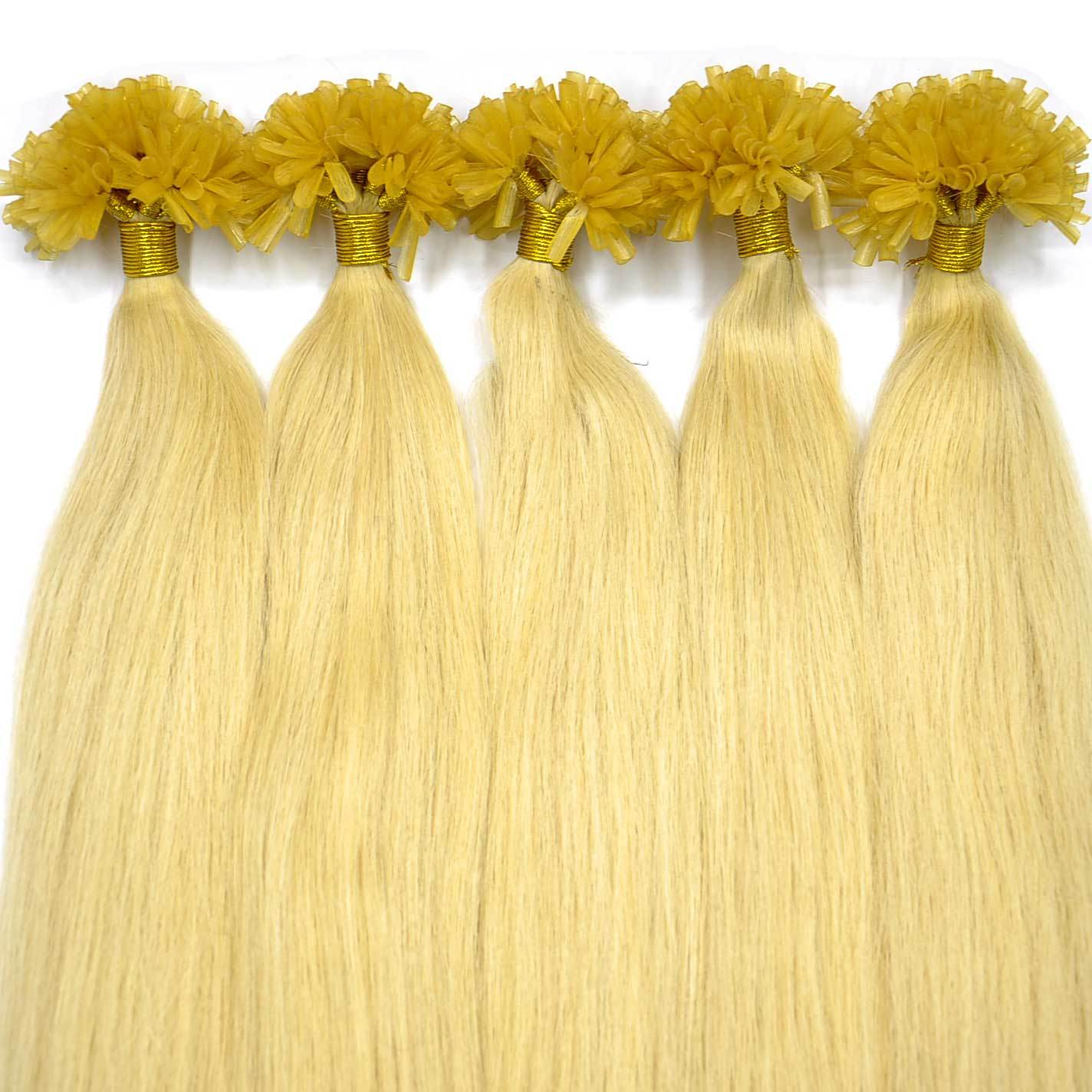 China Pre Bonded Human U Tip Hair Extensions Photos Pictures