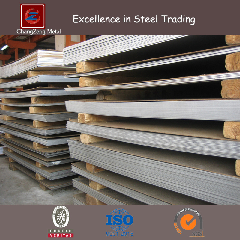 Hot Rolled Stainless Steel Sheet/ Plate with 304/2b (CZ-S10) pictures & photos