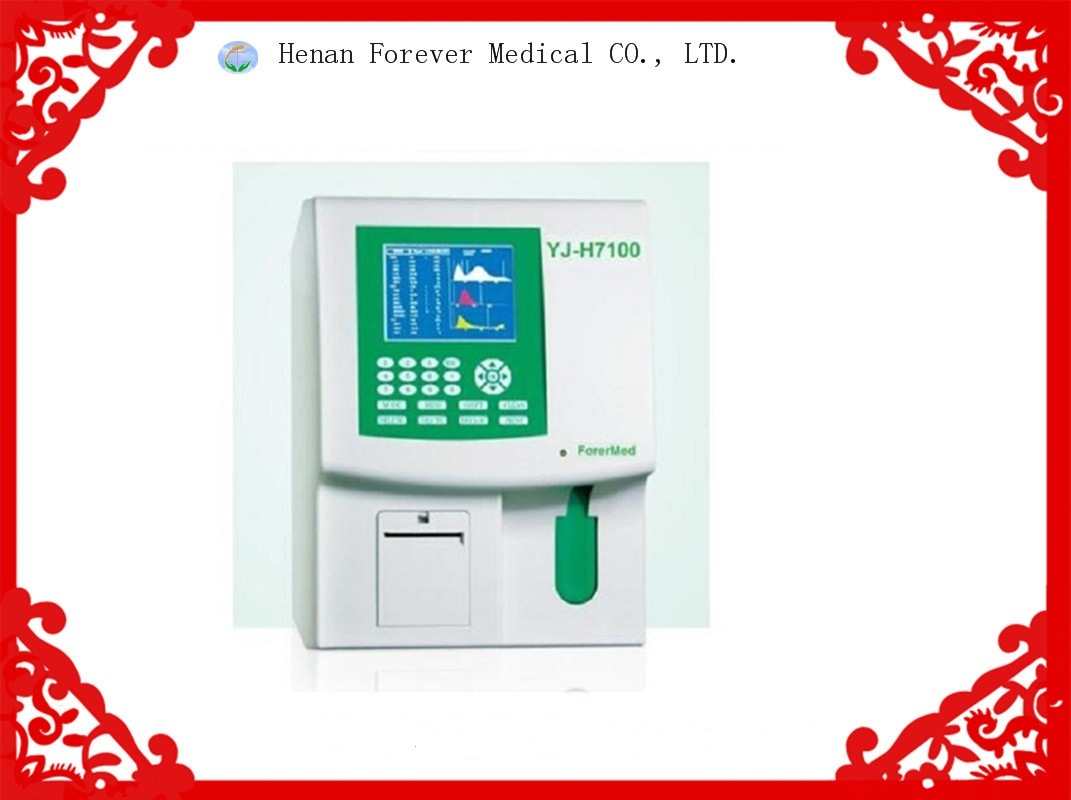 "3 Part 10"" LCD Screen Auto Cell Blood Counter pictures & photos"