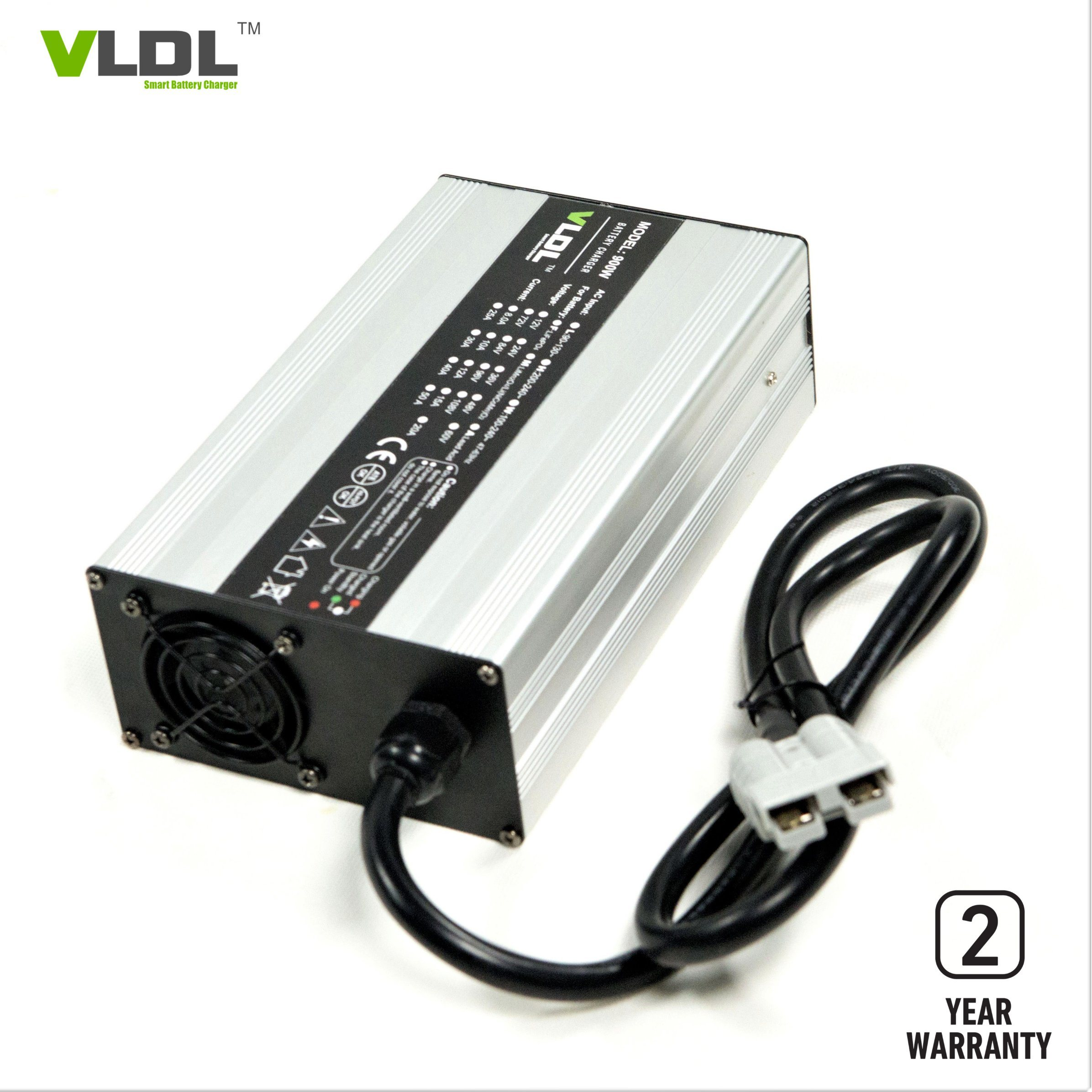 China 900w 72v 10a Lead Acid Battery Charger Vldl Brand High Current Quality With 2 Years Warranty Sla