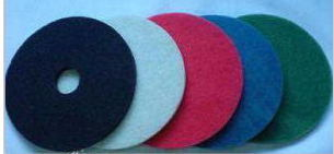 Non-Woven Polishing Pad (FP67) pictures & photos