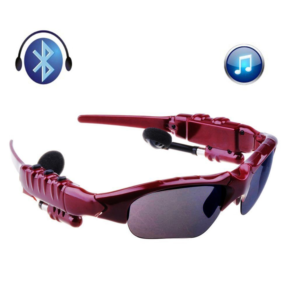 Wireless Sport Bluetooth 4.1 Music Sunglasses