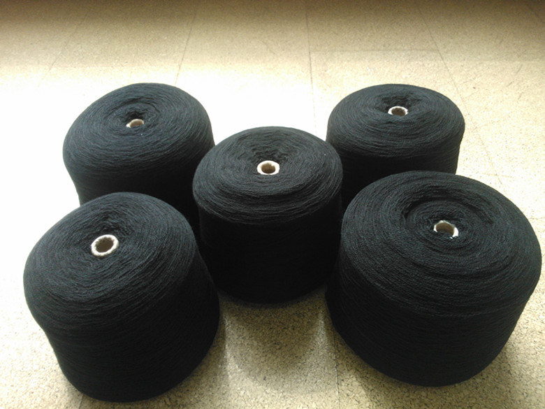 Cotton 50% / Acrylic 50% Knitting Yarn Ne20/2 Dyed