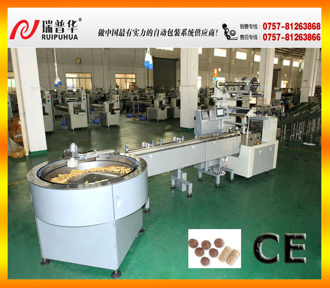Pillow Type Shortbread Packaging Machine (ZP-100 Series) pictures & photos