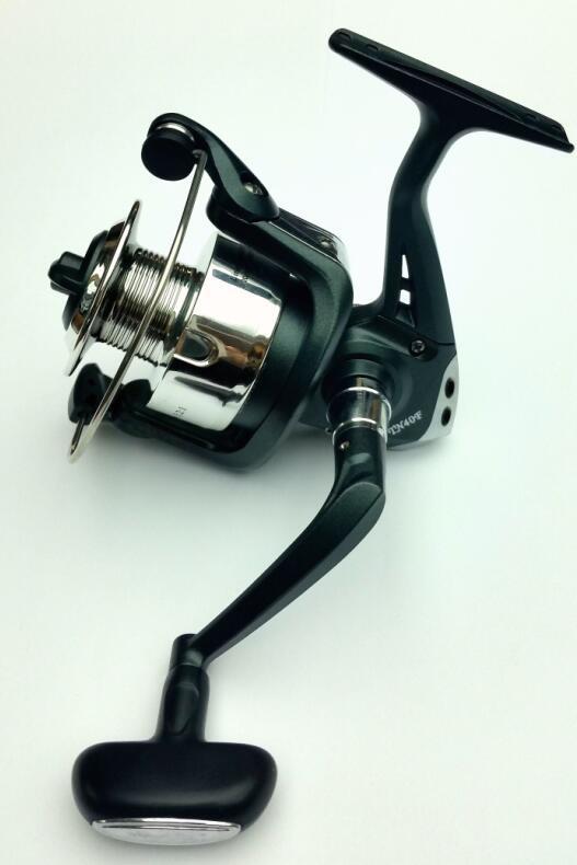 China Cheap Fishing Reel Plating ABS Spool Spinning Fishing