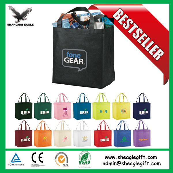 High-End Standard Luxury Non Woven Packing Bag pictures & photos