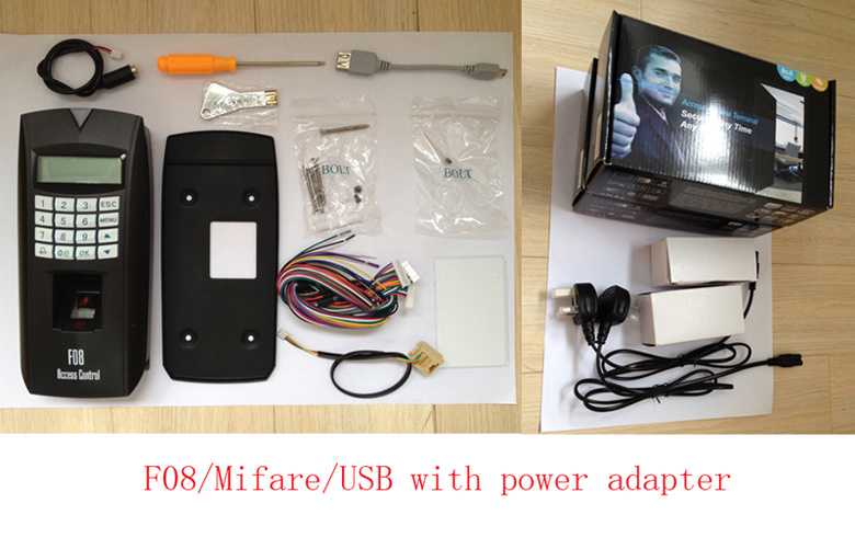 MIFARE Card Reader for Door Access Control System (F08/MF)