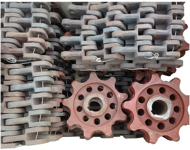 China All Kinds of Boiler Spare Parts for Chain Grate / Grate Bar ...