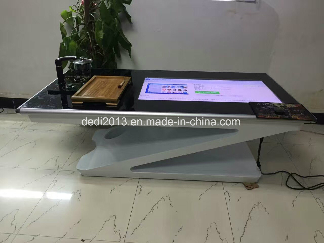 China Customize 43inch Smart Touch Screen LCD Interactive ...