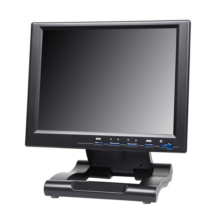 "10.4"" LCD Touchscreen Monitor with VGA/HDMI/DVI Input"