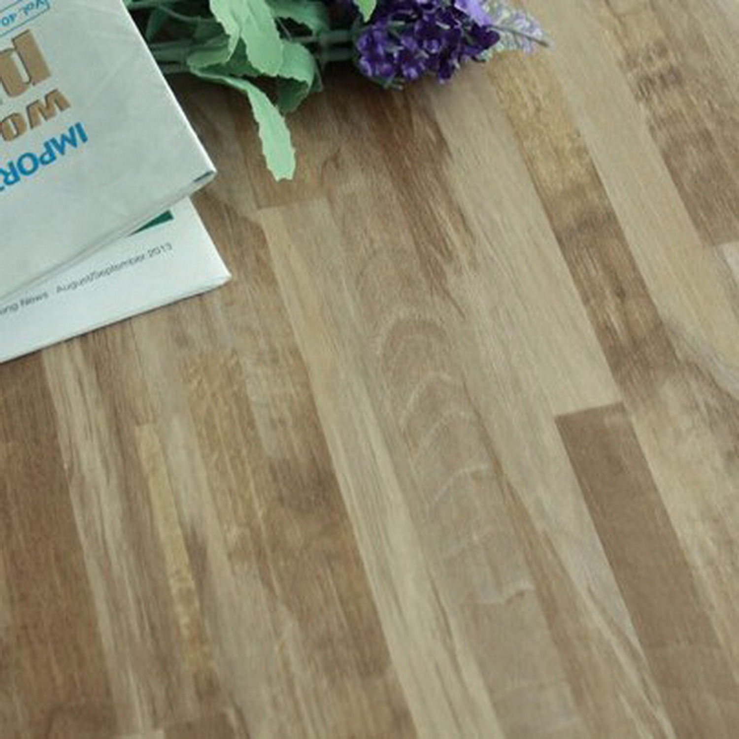 Formaldehyde Free Wood Flooring