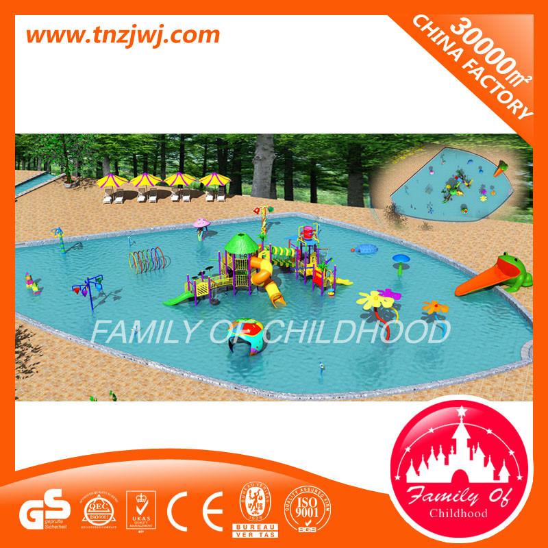[Hot Item] Swimming Pool Water Slides Playground Equipment