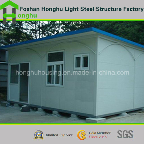 Mobile Living Home Prefabricated House Villa for Sale