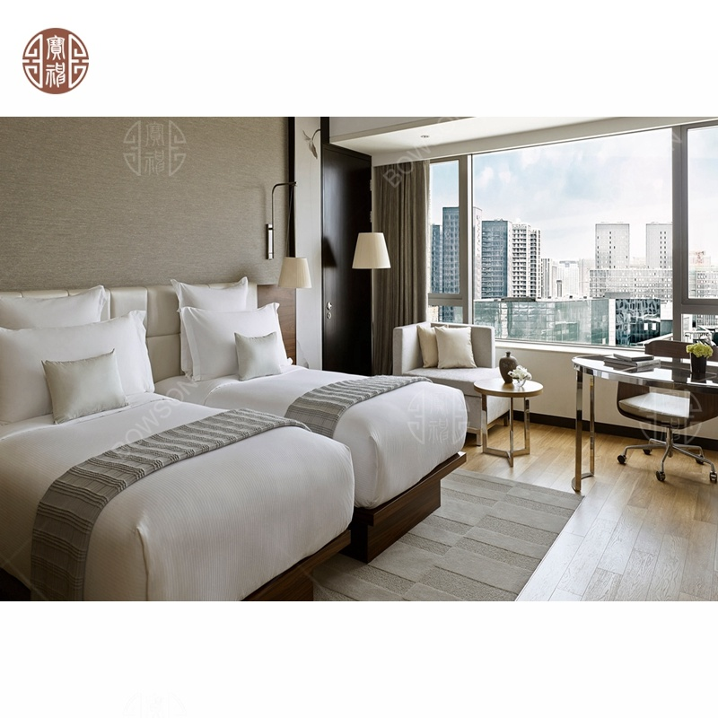 China Customized Eco Friendly 5 Star Hotel Bedroom Furniture
