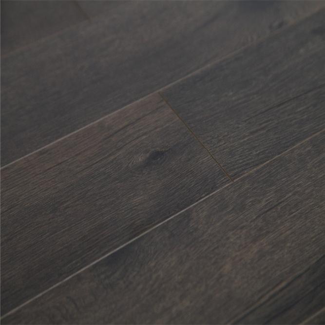 China Laminate Flooring Floor, Laminate Flooring Dark Brown