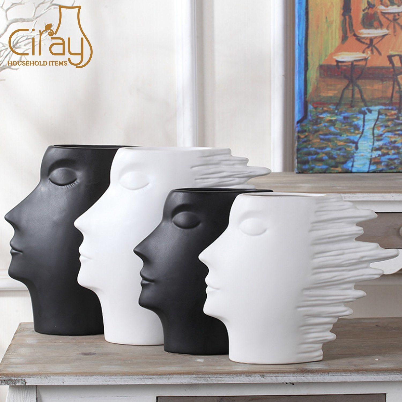 China Nordic Design Handmade Home Decor Items Ceramic Ornament China Ceramic Ornament And Ceramic Crafts Price