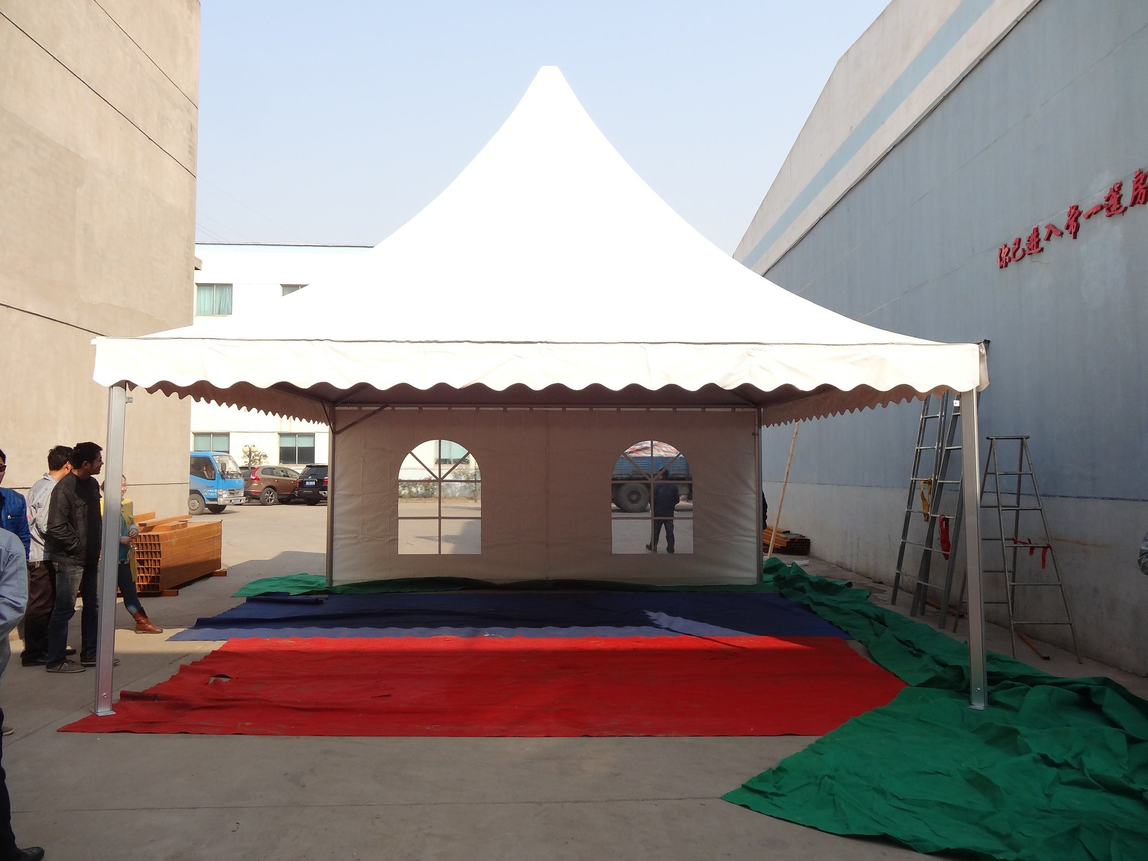 Used Party Tents For Sale >> China Aluminum Pagoda Wedding Party Used Party Tents For
