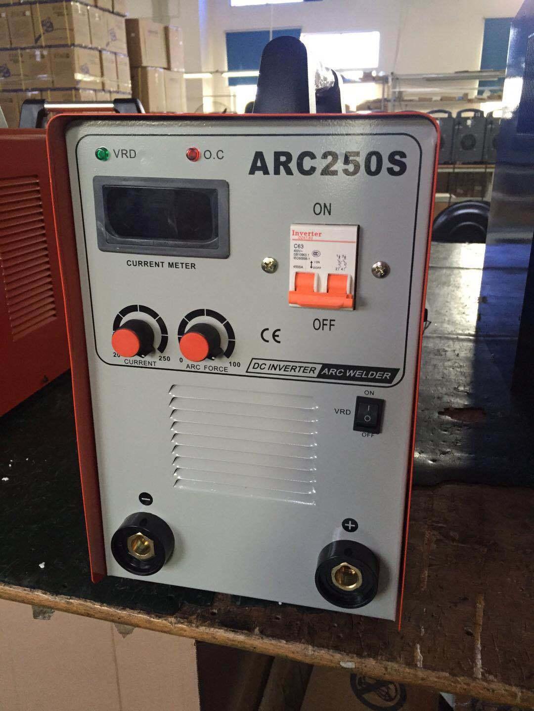 China High Quality Inverter Dc Arc Welding Machine Arc250s Mosfet 23n50e 23n50 Original Welder