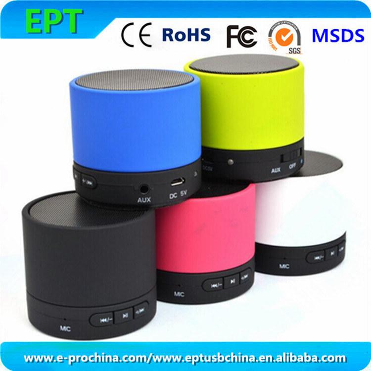 [Hot Item] Cheapest Portable Metal Mini Wireless Bluetooth Speaker (S8)