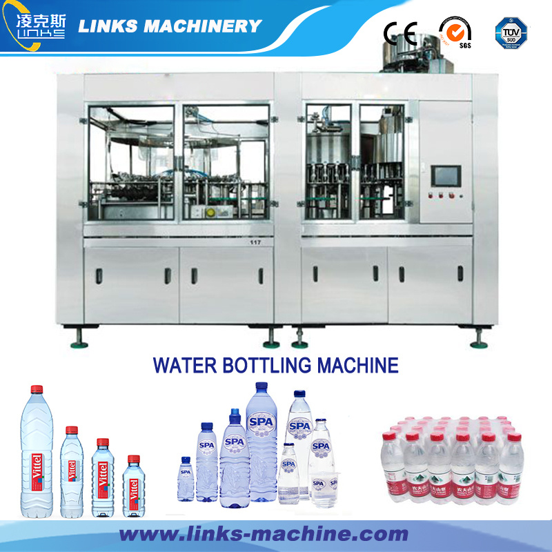 Complete a to Z Drinking Water Filling Line/Plant for Plastic Bottle pictures & photos
