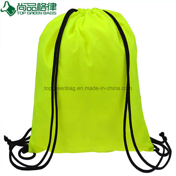Hot Item Promotional Gym Duffle Bag Knapsack Drawstring Backpacks Sports Bags