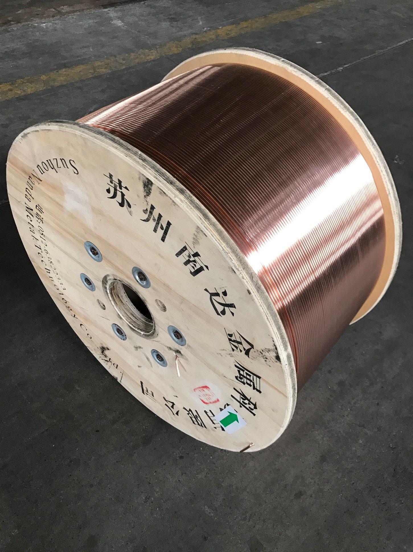 China Copper Clad Aluminum Wire 36 Cu And 64 Al Cca Wiring