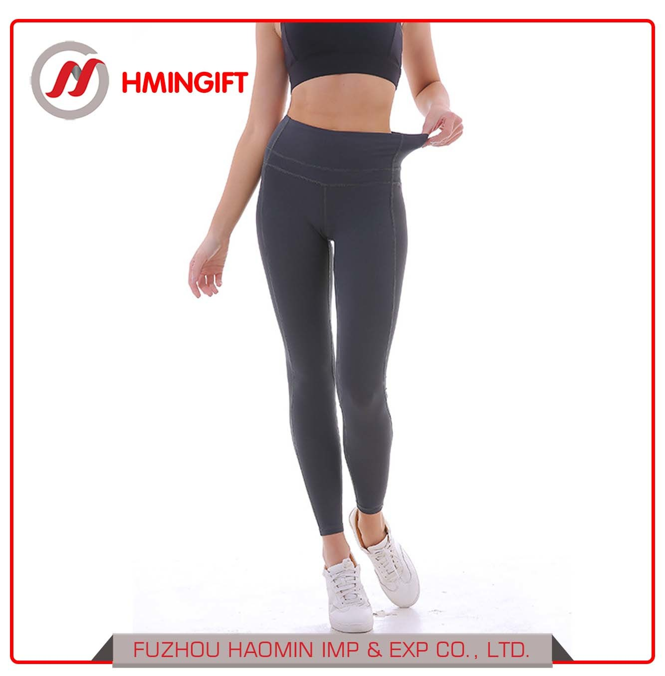 durable service 2019 best sell where to buy [Hot Item] Women′s Non See-Through Fitness Compression Yoga Pants Tight Gym  Wear Custom Printed for Women Legging