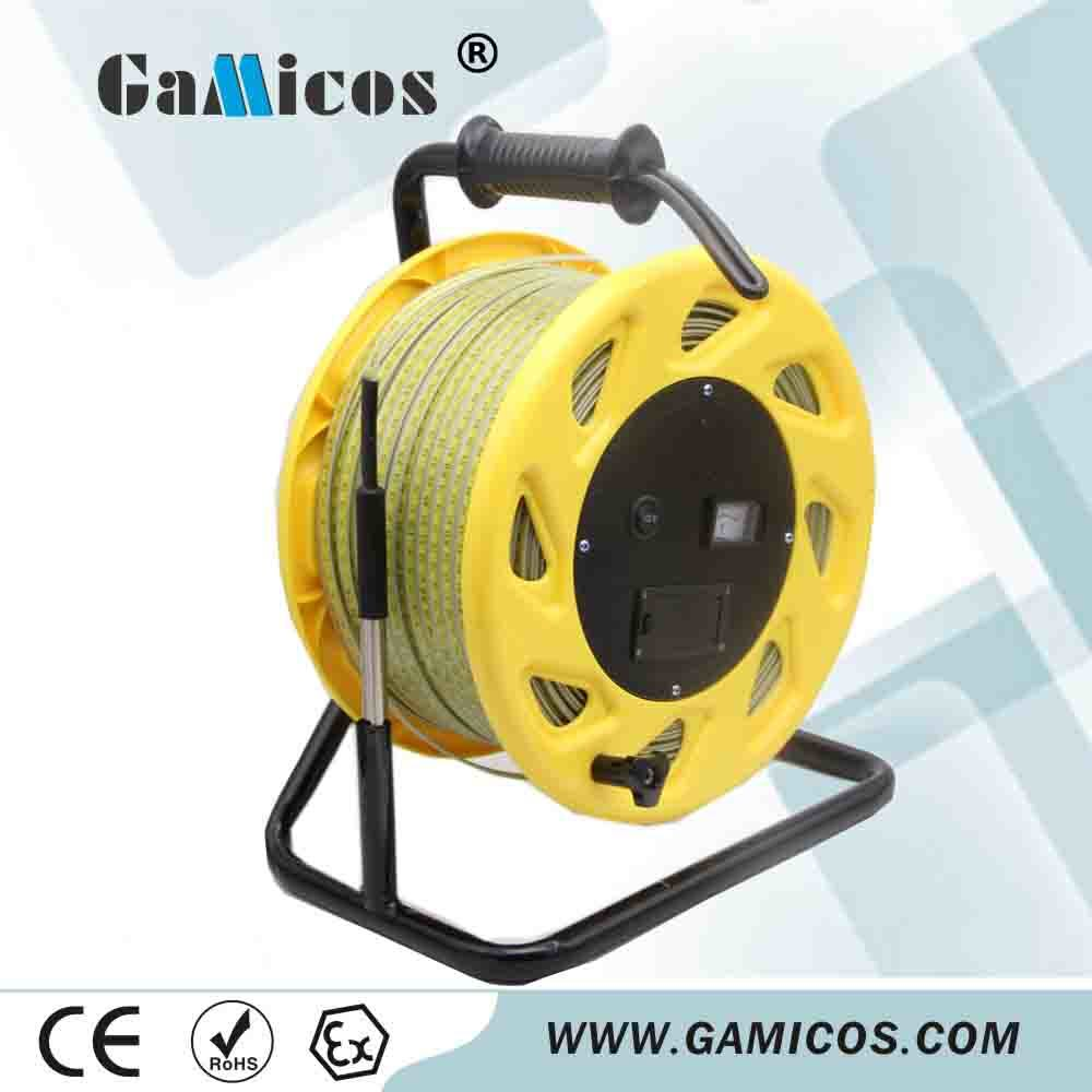 China Flat Tape Buzzer Borewell Water Level Indicator With Alarm Circuit