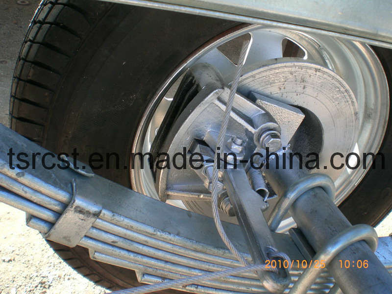 China Hot Dipped Galvanized Boat Trailer Axle Rc Axle