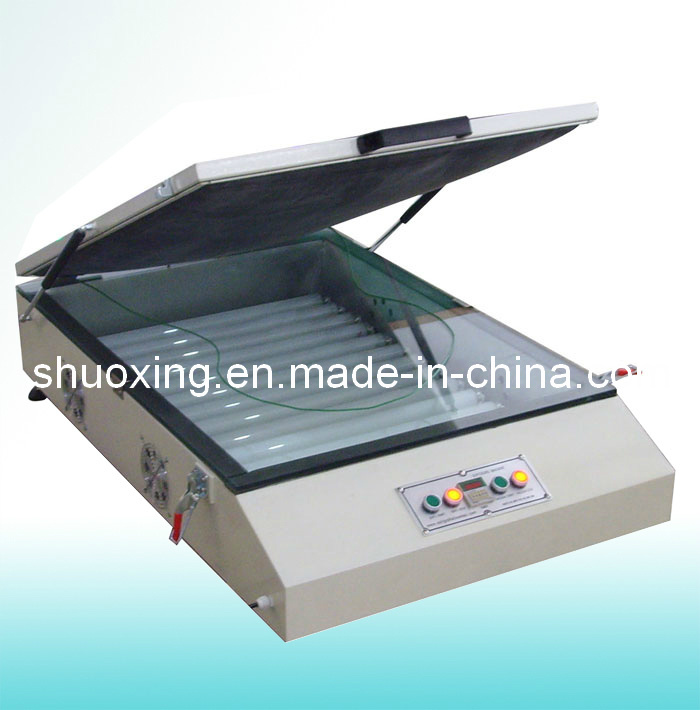 Tabletop Vacuum Exposure Machine