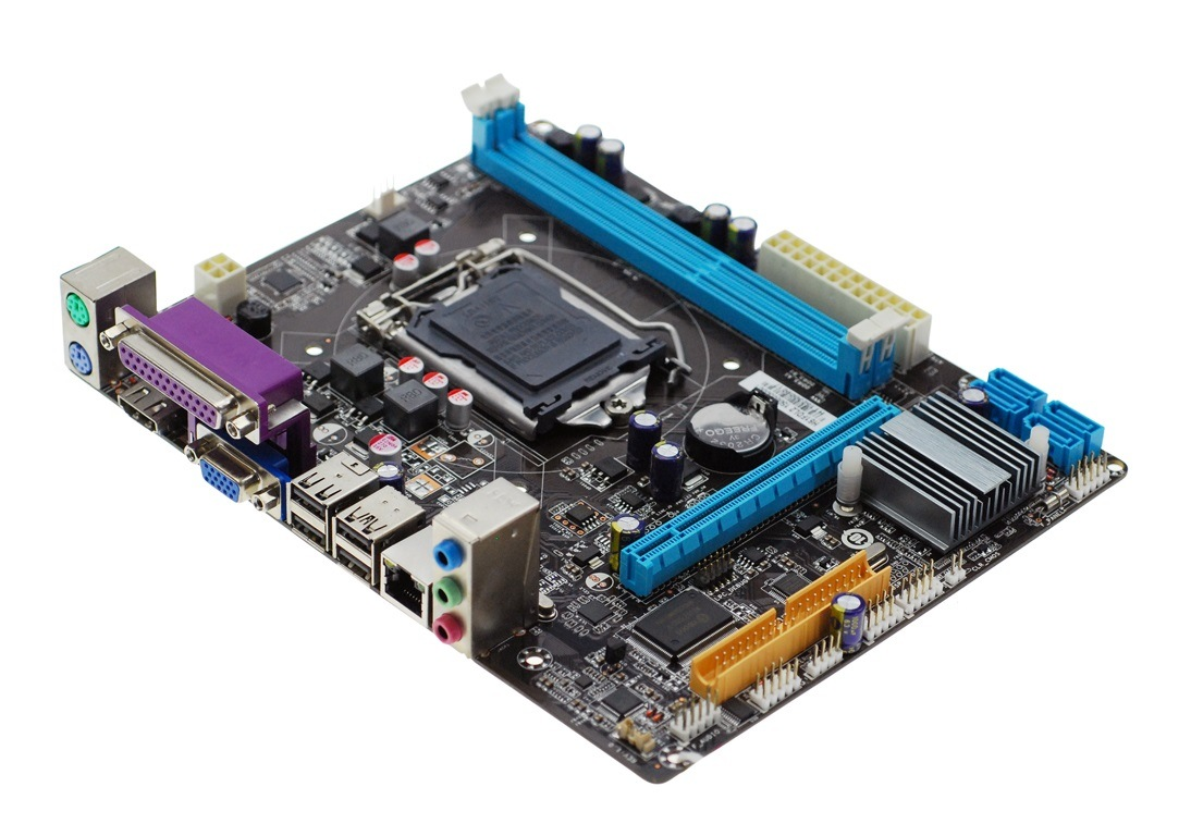 Zillion Computer Motherboard Mainboard P5H61FDL2 for LGA1150 I3 I5 I7 CPU