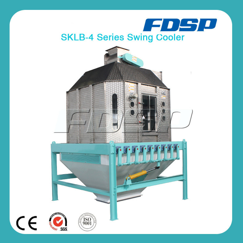Competitive Swing Cooler Machine for Wood Pellets pictures & photos