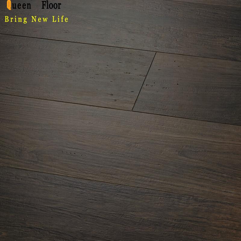China Laminate Laminated Flooring Dark, Laminate Flooring Dark Brown