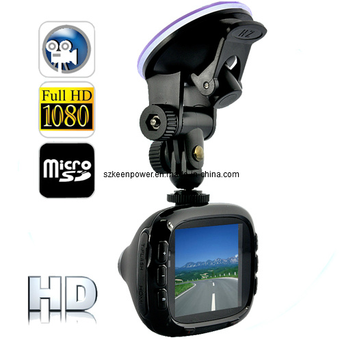 2.7 Inch Screen 1080p Car DVR