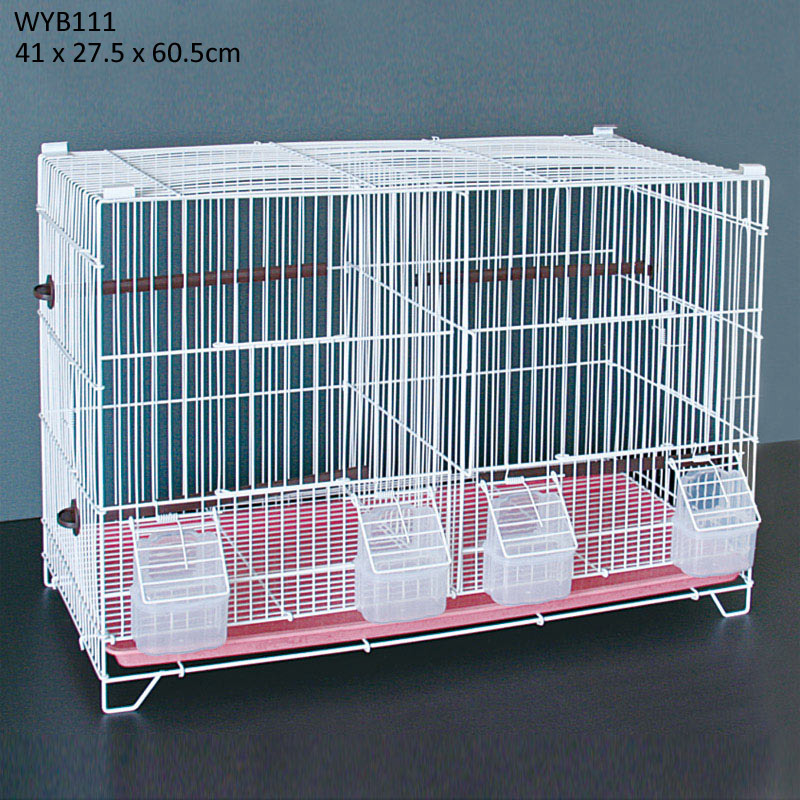 China Hot Sell Wire Mesh Breeder Bird Cage (WYB111) - China Breeder ...