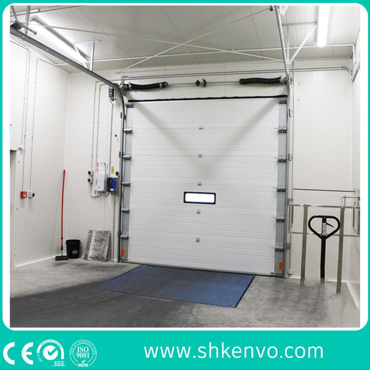 China Industrial Automatic Overhead Steel Insulated